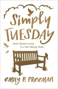 goodreads simply tuesday